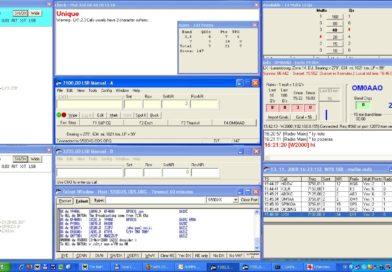 N1MM log pre contesty