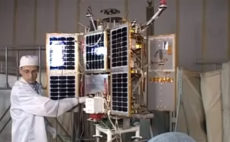 DOAAF-85 (RS-44) satelit