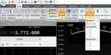 Nová verzia SDR Console 3.0.25