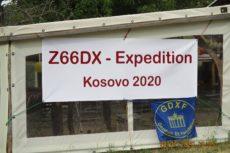 Z66DX – Kosovo 2020