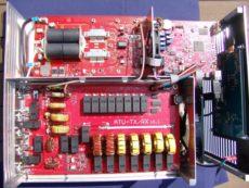RF-Kit zosilňovač RF2K-S pre krátke vlny