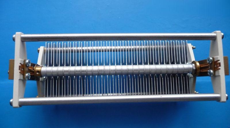 Ladiaci kondenzátor od OK1TN