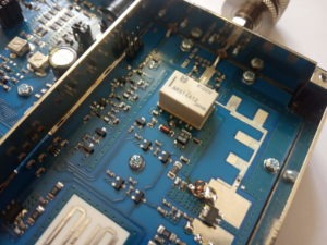 TX časť transvertoru na 13cm
