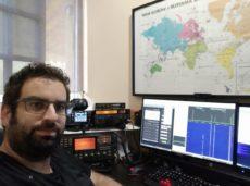 EA8CXN trans-Atlantische VHF-verbindingen 144 MHz