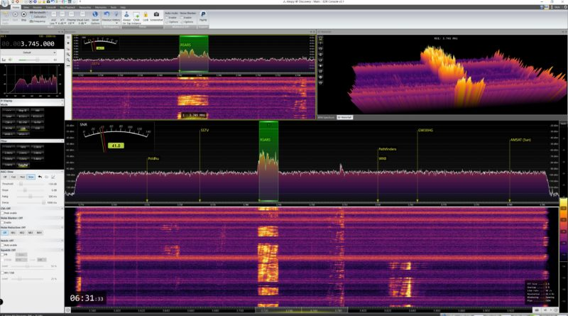 SDR Console 3.1